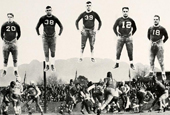 Loyola's football program ended in 1939