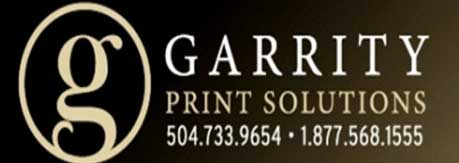 Picture of Garrity Printing logo