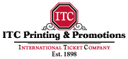 Picture of the ITC Printing & Promotions logo