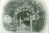 Loyola College was established in 1904.
