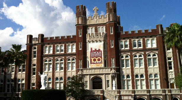 Image result for Loyola University New Orleans