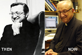 Gallery thumbnail of Father Carter from 1980 and Father Carter from 2010