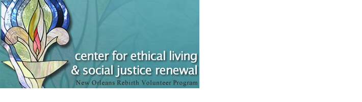 Center for Ethical Living and Social Justice Renewal