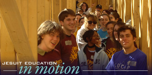Jesuit Education in Motion: The NOAH Project