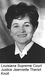 Judge Jeannette Theriot Knoll
