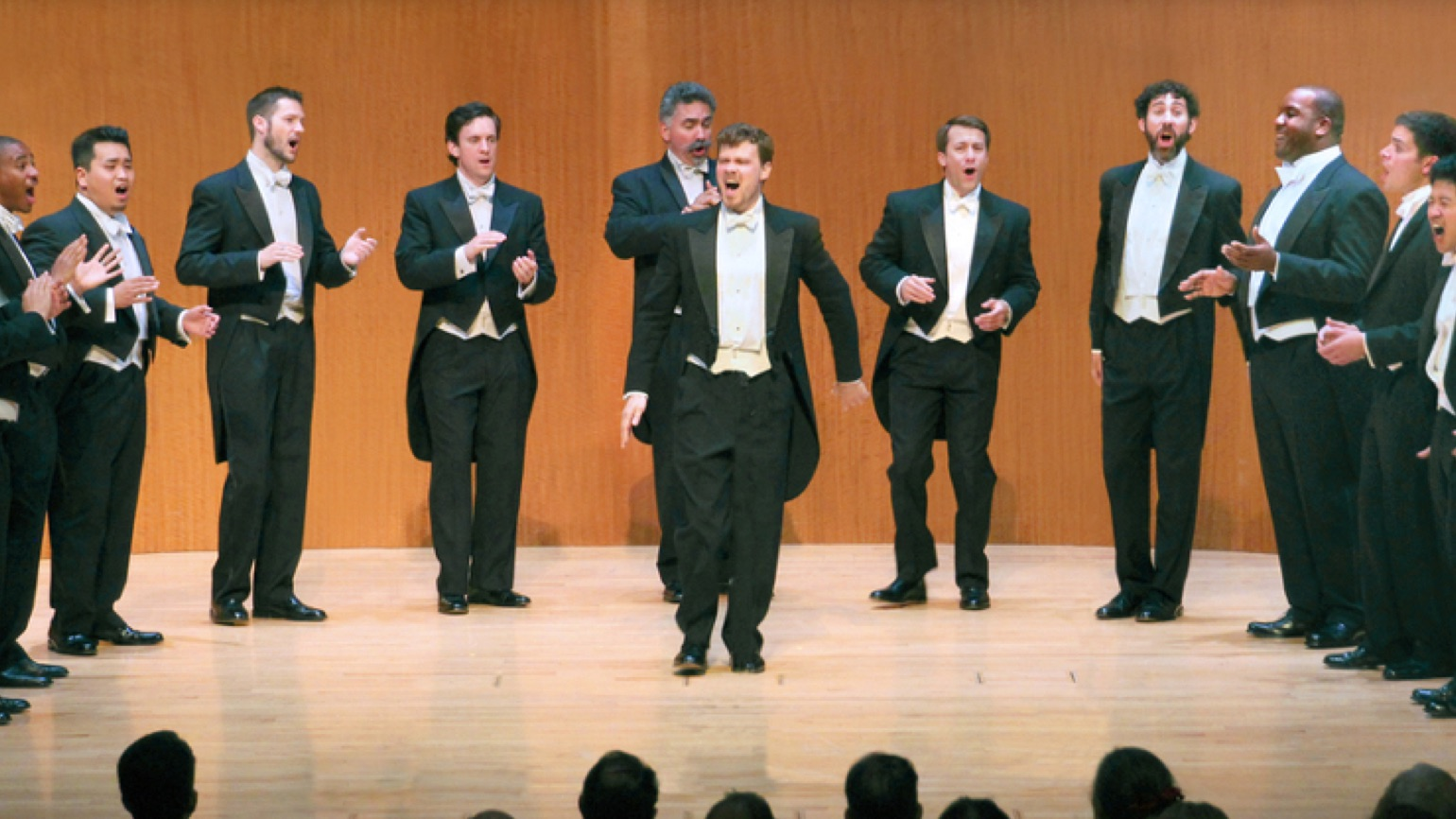 Chanticleer orchestra of voices