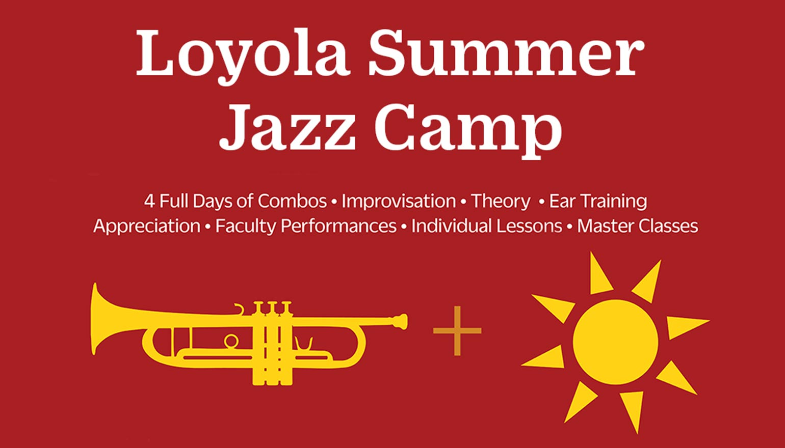 Jazz Camp Graphic
