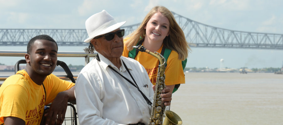 Nola's Sonic Landscape - Chasing the Musical Experiences and Evolution of Public Performance in New Orleans