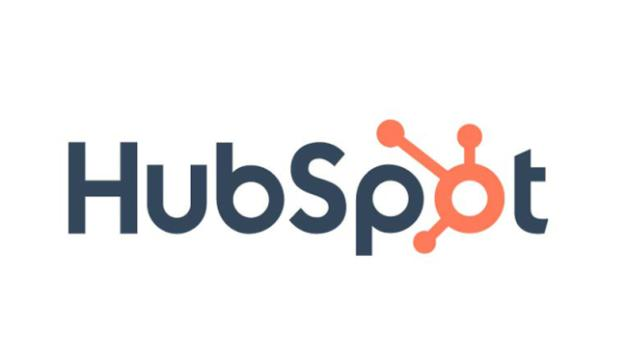 image of hubspot logo that reads hubspot