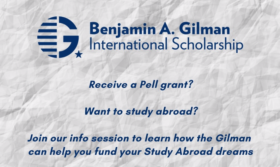 Gilman Study Abroad Info Session